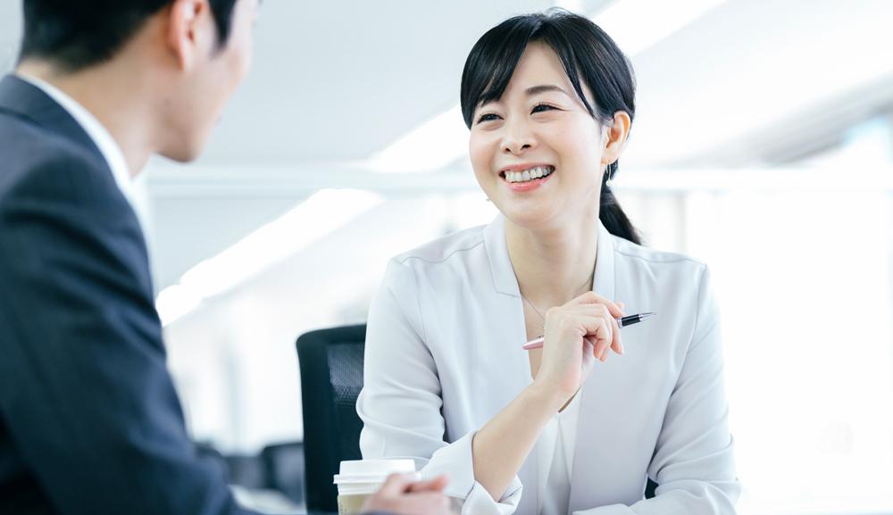 働く女性のアンケート